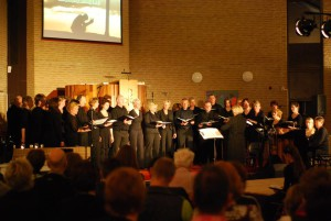 15 jarig Jubileumconcert Koningskerk Zwolle 2009