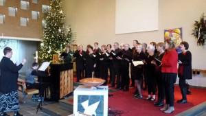 1e Kerstdag 2015 Kruiskerk Wezep